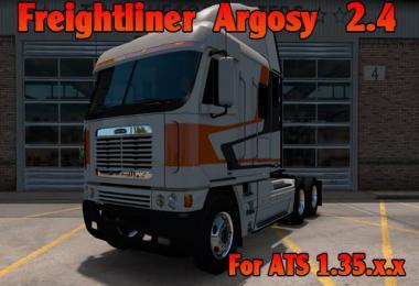 Freightliner Argosy v2.4 1.35.x