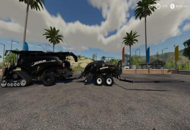 FS19 Bones New Holland Pack Eagle355th VE v1.0