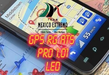 GPS RG ATS PRO v1.01 Led Meksyk Extremo
