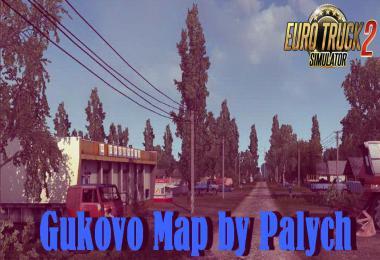 Gukovo map v1.1