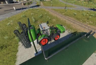 Hardi Interactive Sprayers v1.0.0.0