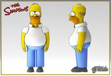 Homer Simpson Tomtom Voice 1.35.x
