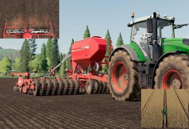 HORSCH PRONTO 9 DC (with staking capabilities) v1.0