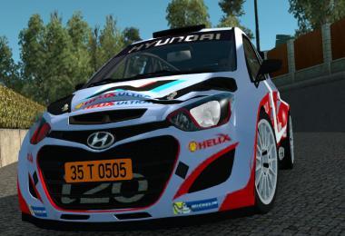 Hyundai i20 WRC V1R10 1.35