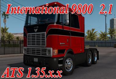 International 9800 v2.1 1.35.x