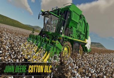 John Deere Cotton DLC (Download Only) v1.0.0.0