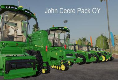 John Deere Pack OY MP v19.8