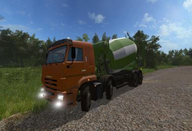 Kamaz 5814W2 Automobile v1.0.0.1