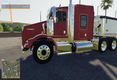 Kenworth T800 By BubbyMods v1.1