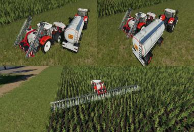 Kuhn Interactive Sprayers v1.0.0.0