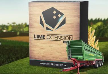 Lime Extension / Kalk Erweiterung v1.0