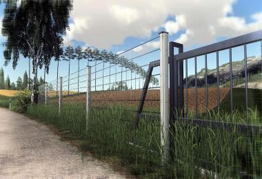 Mech-Fence v1.0.0.0
