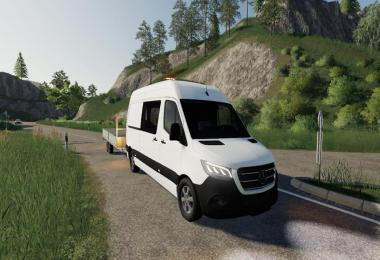 Mercedes Benz Sprinter VS30 v0.9 Beta