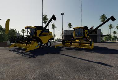 New Holland CS640 v1.0