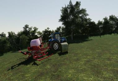 New Holland T6 - 2WD v1.0.0.0