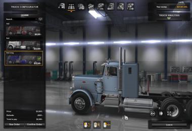 American Truck Simulator Interiors - Modhub us