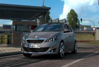 Peugeot 308 V1R10 – 1.35