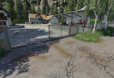Placeable Metal Gates And Fences v2.0.0.0