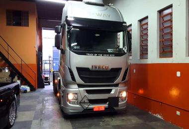 Real CURSOR Engine SOUND FOR IVECO HIWAY 1.35