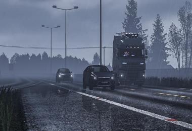 Realistic Rain & Fog & Thunder Sounds v4.0.1