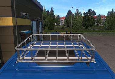 Roof Rack Scania S v1.0