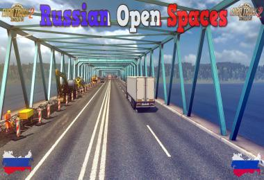 Russian Open Spaces Map v7.5.0 1.35
