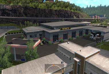 Scandinavian garage 1.35