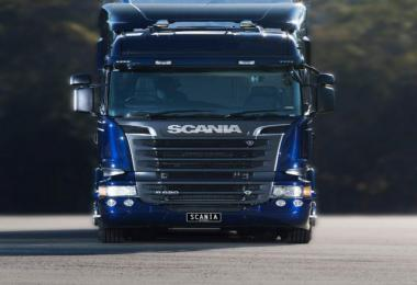 Scania R and Streamline Real V8 Sound 1.35
