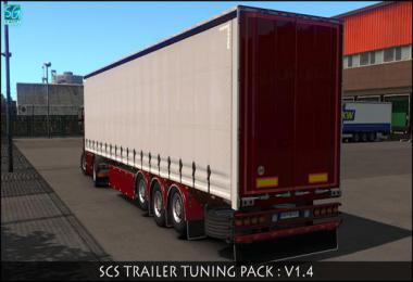 SCS TRAILER TUNING Pack V1.4 1.35.x