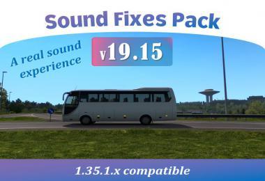 Sound Fixes Pack v19.15 1.35