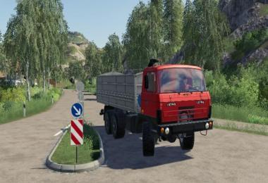Tatra 815 Agro v1.0.0.0