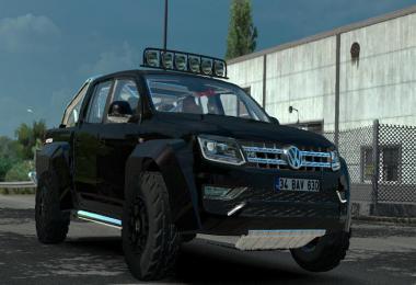Volkswagen Amarok V6 v1R10 1.35.x