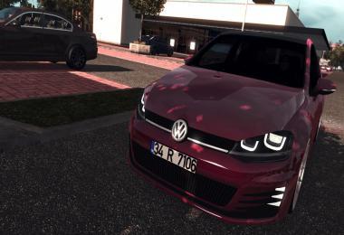 Volkswagen Golf 7 v2 1.35.x