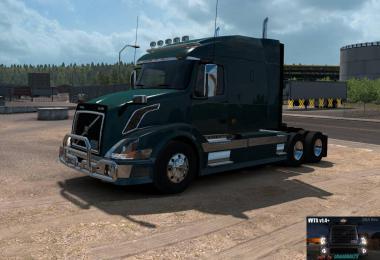 Volvo VNL Truck Shop v1.4+ ATS 1.35