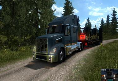 Volvo VNL Truck Shop v1.4 (BSA Revision) for ETS2 1.35.x