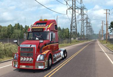 Volvo VNL670 (Aradeth) Updated v1.6.2