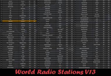 World Radio Stations 13 1.35.x
