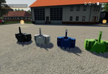 XXL weights pack v1.1.1.2