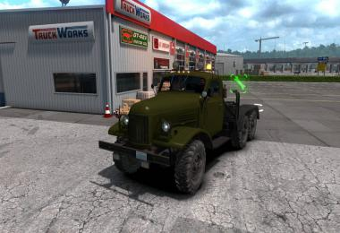 Zil 157 update for ATS 1.35.x