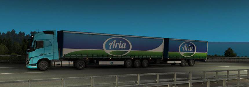 Multiple Trailers in Traffic v4.1 1.35.x