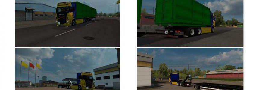 AD – Abroll Scania RJL by FHJ Transporte v1.1