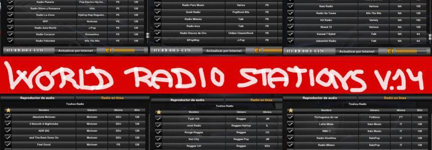 World Radio Stations ATS v14