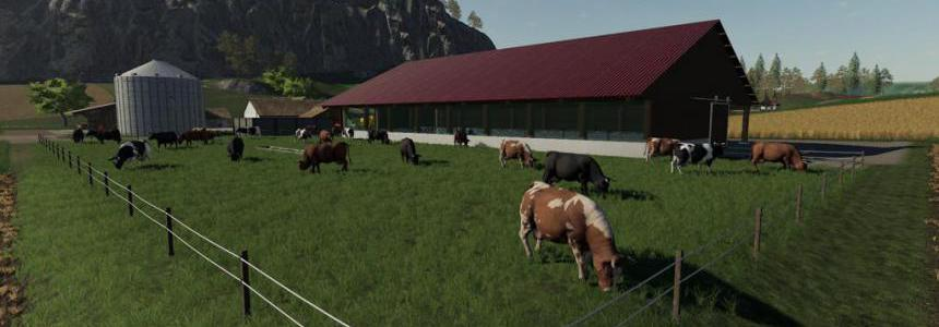 Cowshed v1.1.0.0
