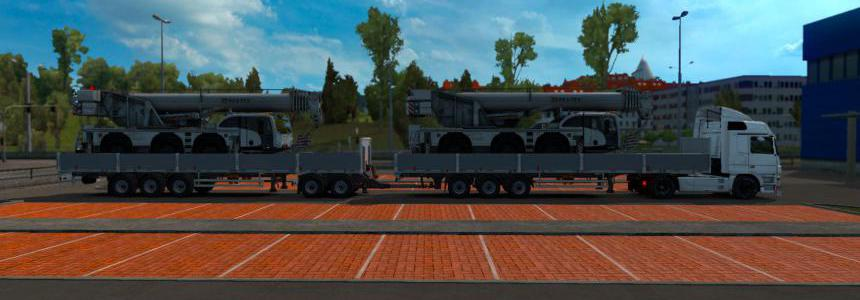 Different Trailer Combination For Multiplayer 1.35
