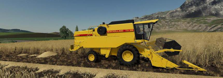 New Holland TX Series v1.0.0.0