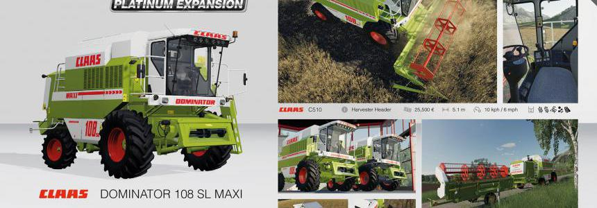 Farming Simulator 19 Platinum fact sheet #1