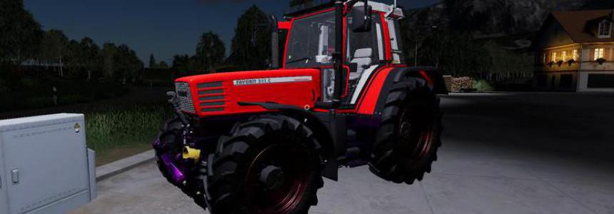 Fendt 500 Nerd by Raser 0021 MP v1.0