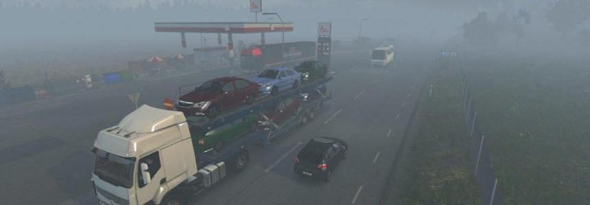 Foggy Weather Mod v1.3.1