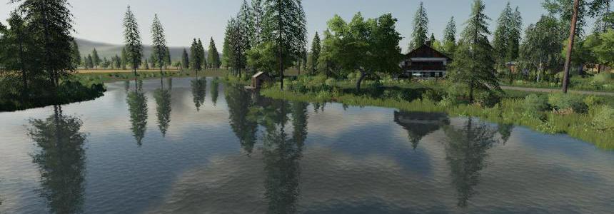FS19 Fenton Forest 4x Update 3 By Stevie
