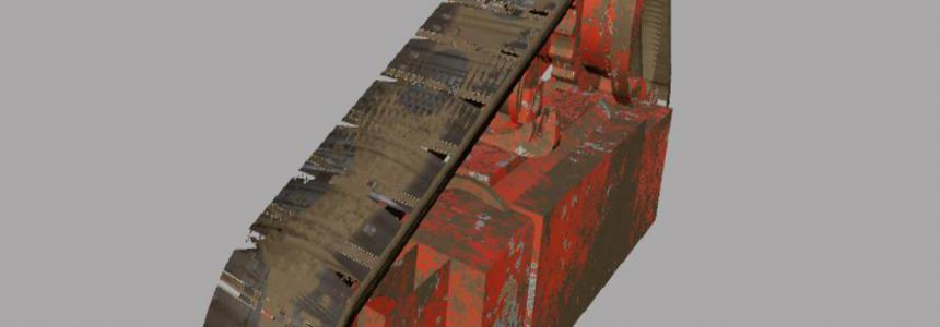 Tfsg Realistic Textures tracked v1.0